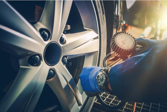 タイヤ丸の特徴